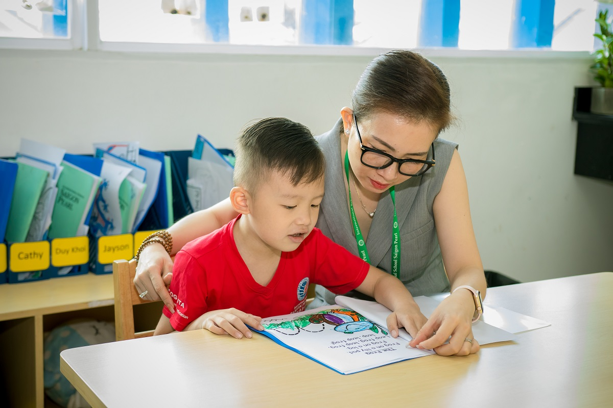 What is Montessori? Children can practice what they learn.